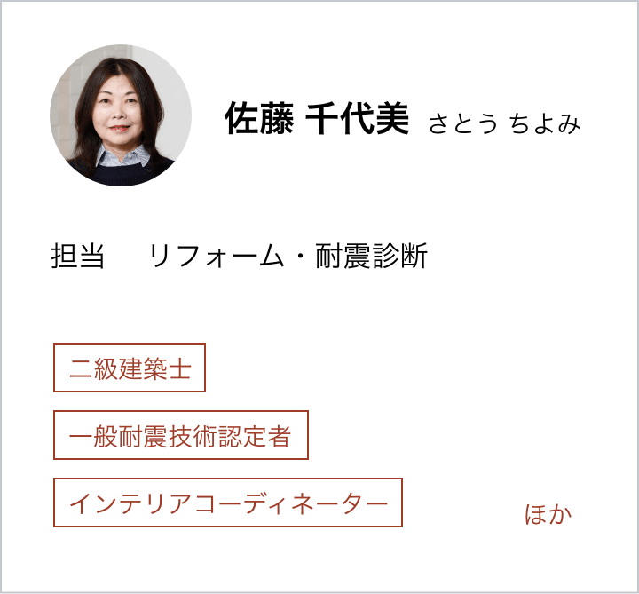 佐藤 千代美